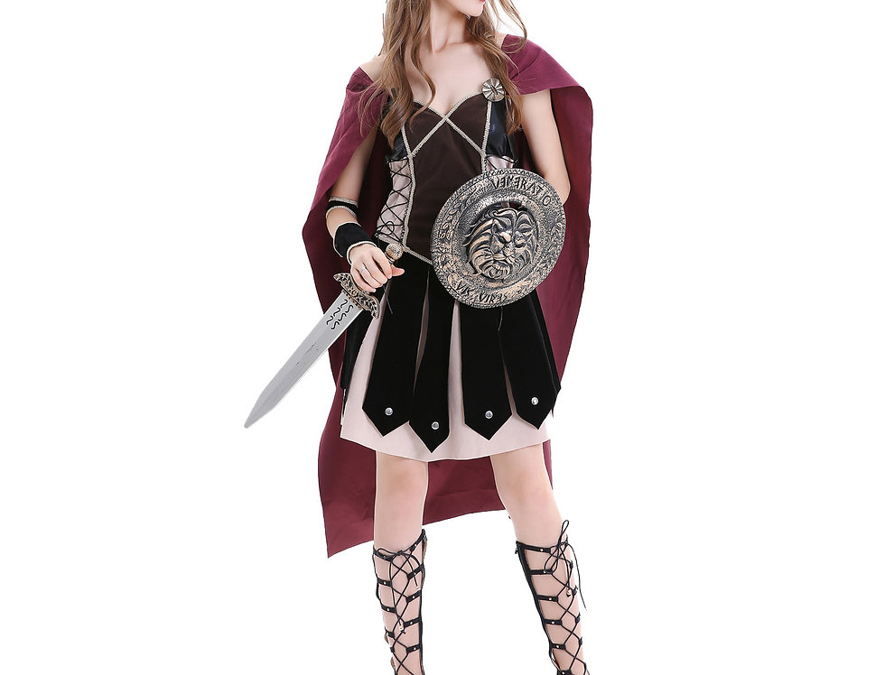 Ancient Roman Gladiator Costume For Women