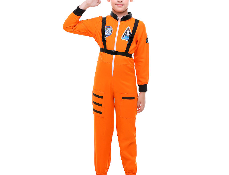 NASA Astronaut Costume For Boys