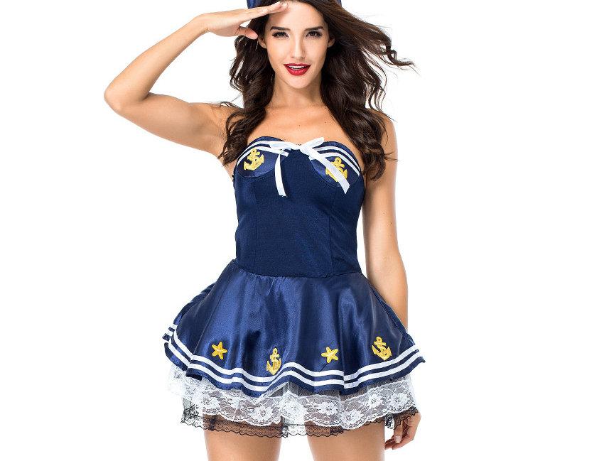 Sailor Sweetie Costume For Women