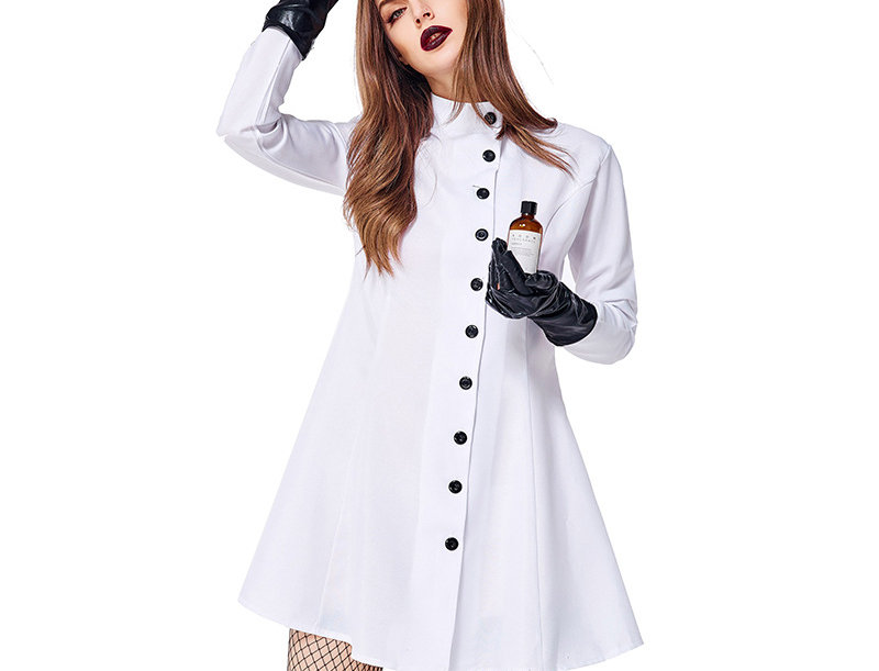 Mad Scientist Costume For Women
