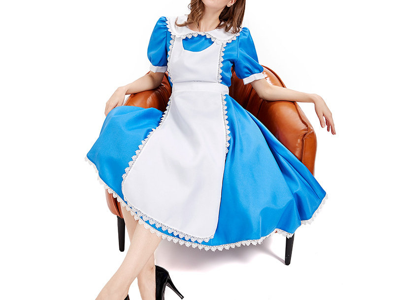 Fantastic Alice Costume For Women