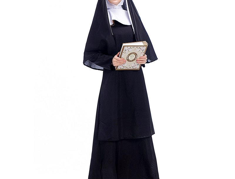 Classic Nun Costume For Women
