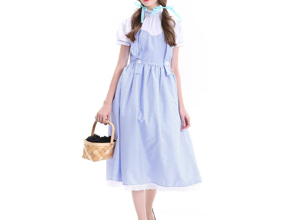 Classic Dorothy Costume For Women