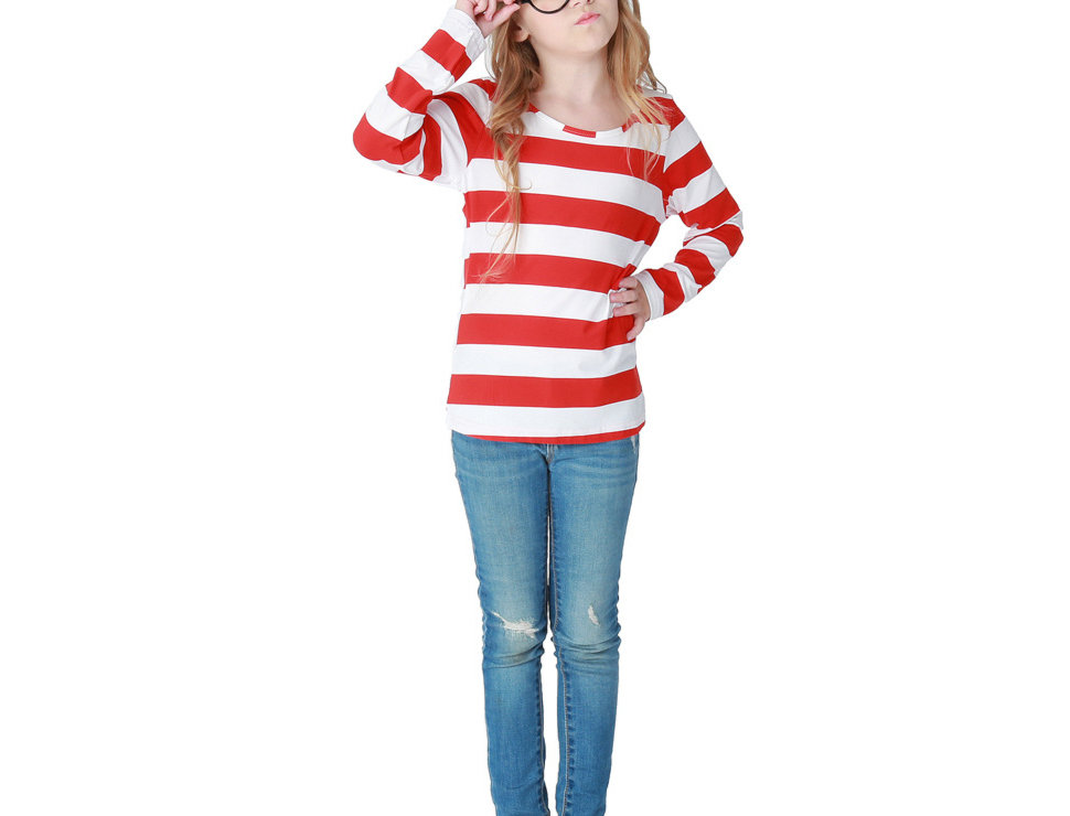 Classic Wally Kids Unisex Costume