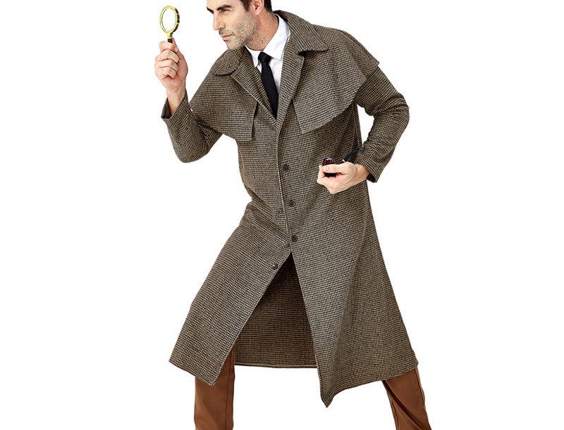 Sherlock The Legendary Detective Costume For Men