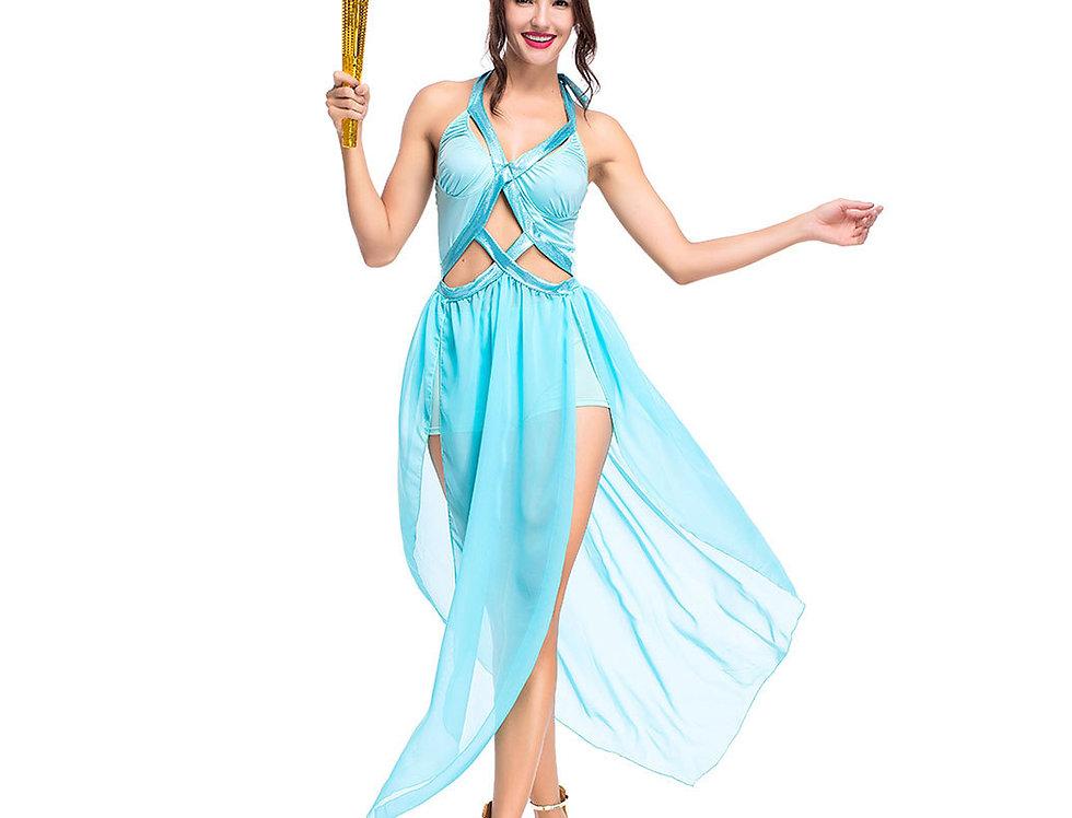 Statue of Liberty Costume For Women - Prestige Edition