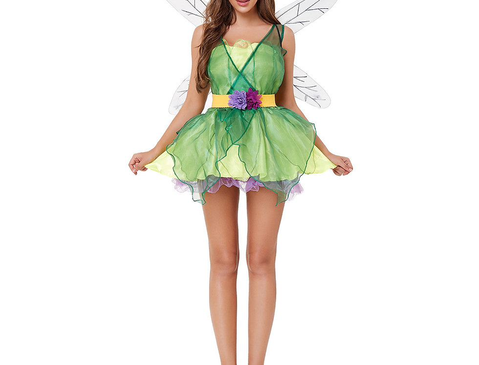 Spring Dragonfly Fairy Costume For Women