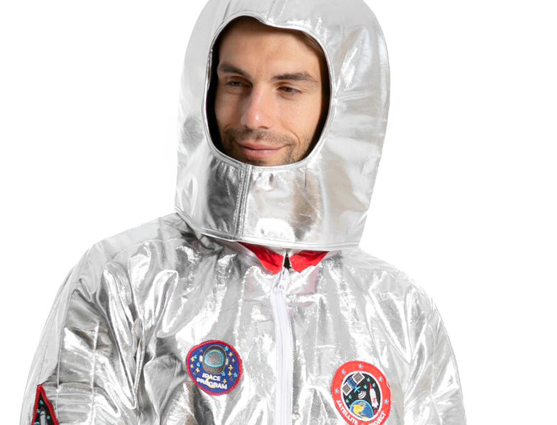 Space Force Astronaut Adult Helmet