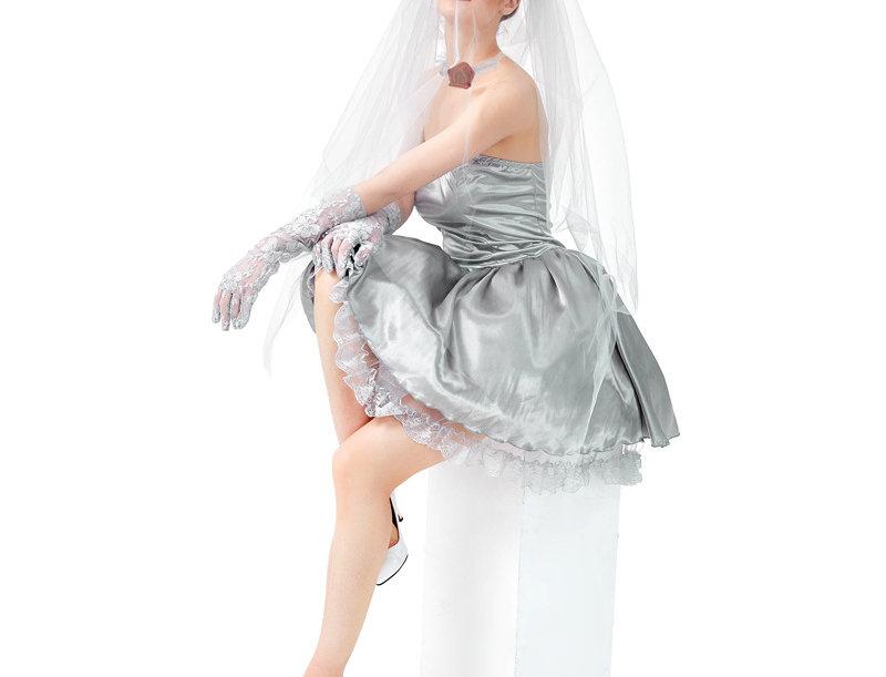 Rosie Ghost Bride Costume For Women