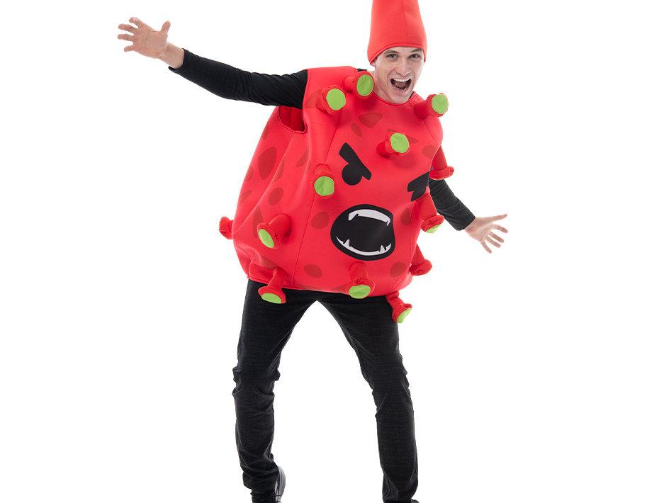 VIRUS ATTACK! Adult Unisex Costume