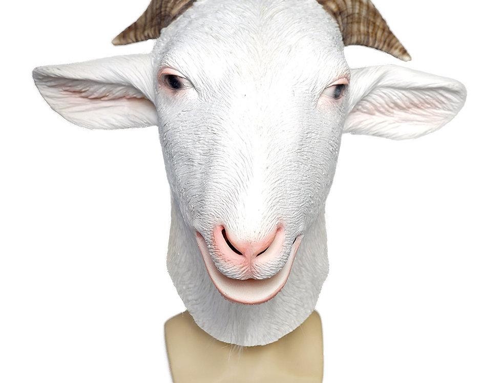 Goat Latex Animal Head Mask