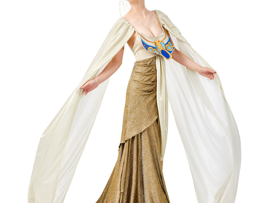 Majestic Queen Cleopatra Costume For Women