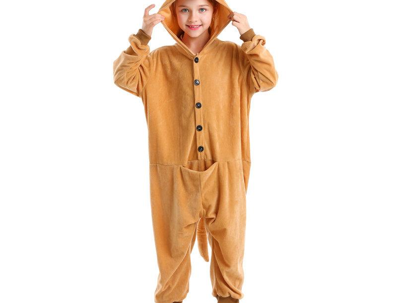 Kangaroo Kids Unisex Costume
