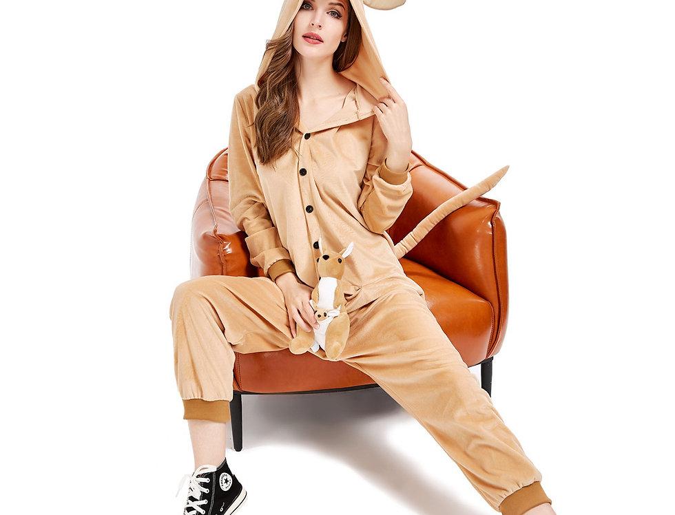 Kangaroo Adult Unisex Costume