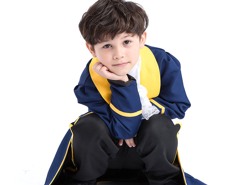 Classic Prince Beast Costume For Boys