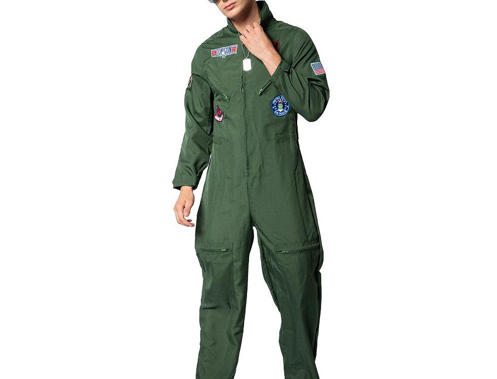 Elite Army Pilot Costume For Men