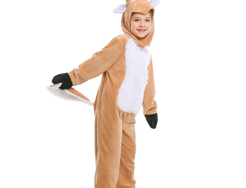 Moose Kids Unisex Costume