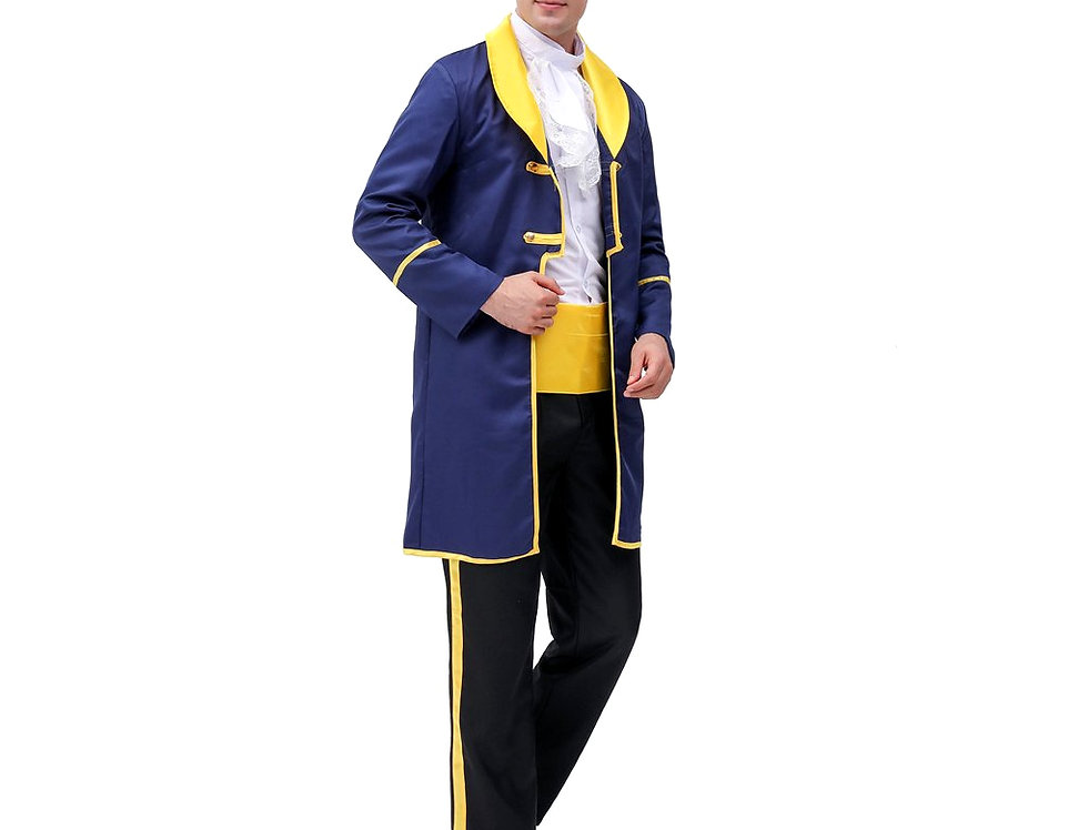 Classic Prince Beast Costume For Men