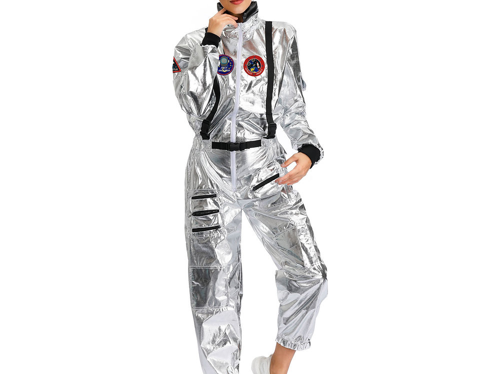 Space Force Astronaut Costume For Women