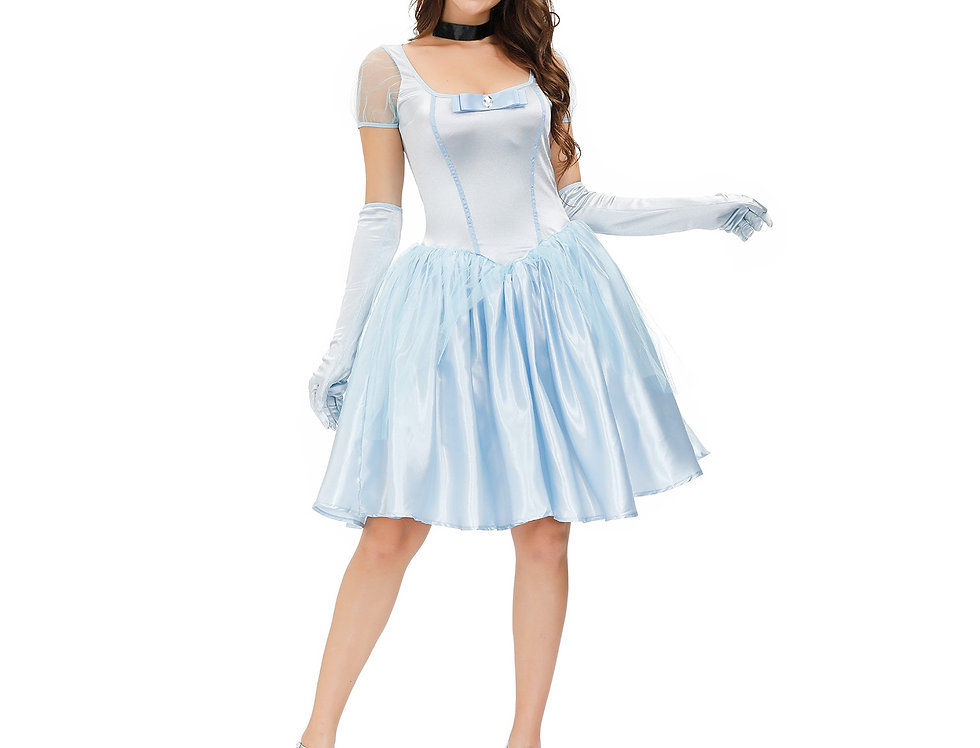 Sweetheart Cinderella Costume For Women