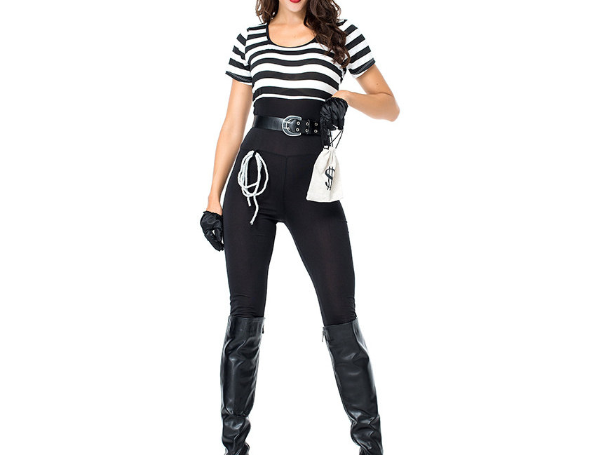 Booty Burglar Costume For Women