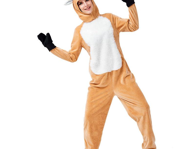 Moose Adult Unisex Costume