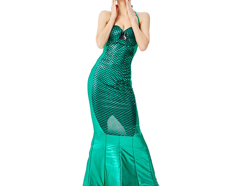 Evening Mermaid Costume For Women