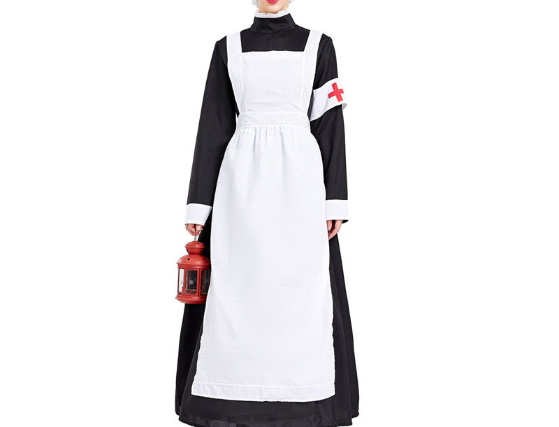 Florence Nightingale Costume For Women