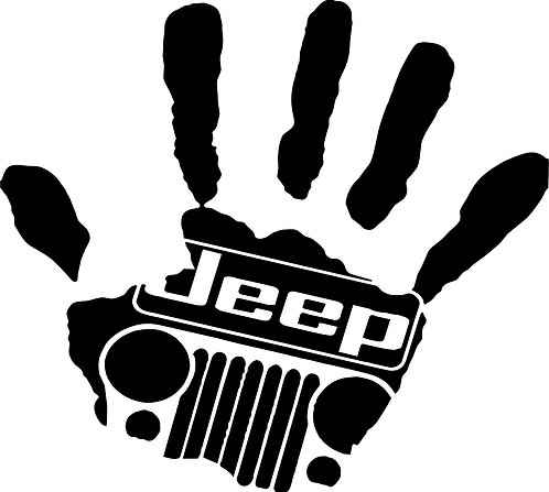 Jeep Grill Wave