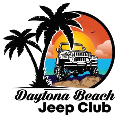 Daytona Beach Jeep Club Logo