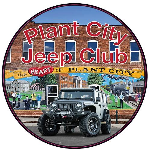 Plant City Jeep Club Logo
