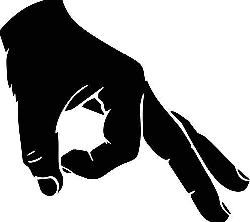 Circle Hand Game