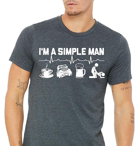 Simple Man Shirt