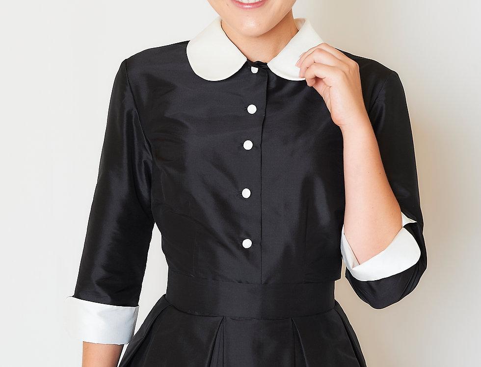 Becky blouse in silk
