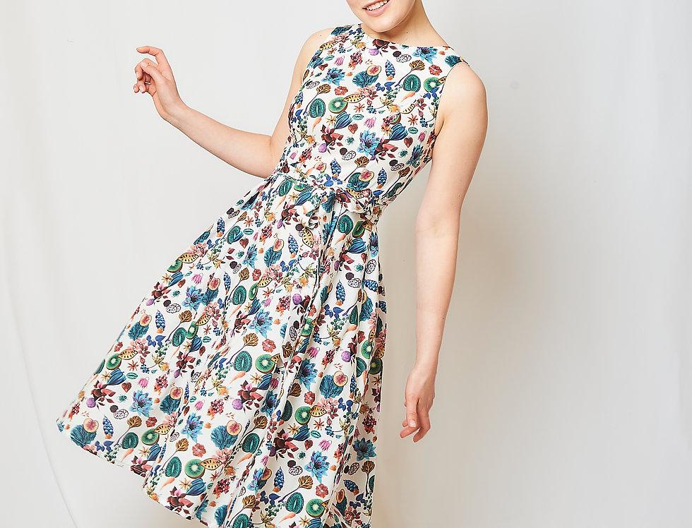 Happy dress in cotton