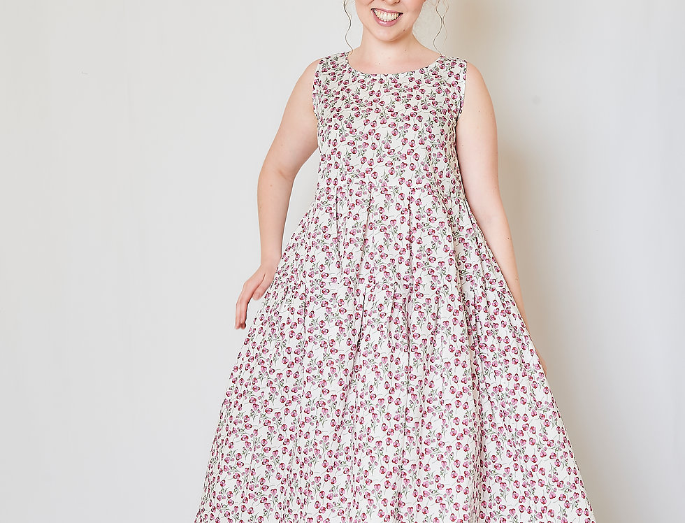 Daisy dress in cotton