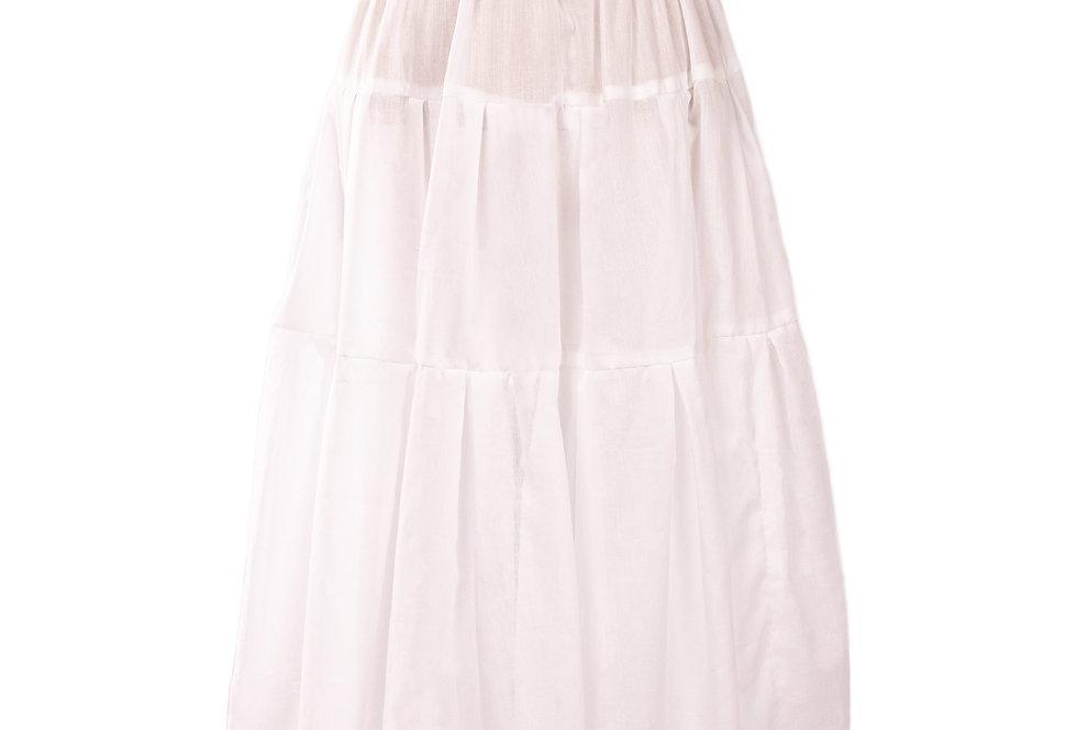Petticoat in cotton