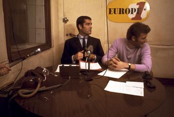"""Emission - """"Europe 1 SLC"""" (1966)"""