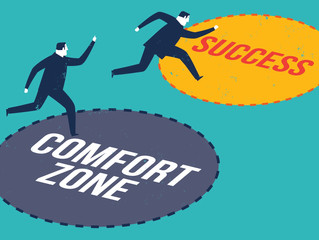 Comfort Zone... In or Out?