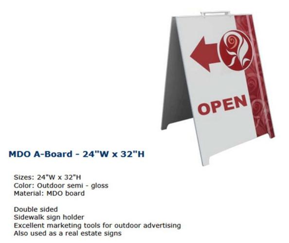 MDF Board A-frame.JPG