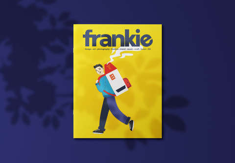 FRANKIE MAGAZINE – THE HOME ISSUE
