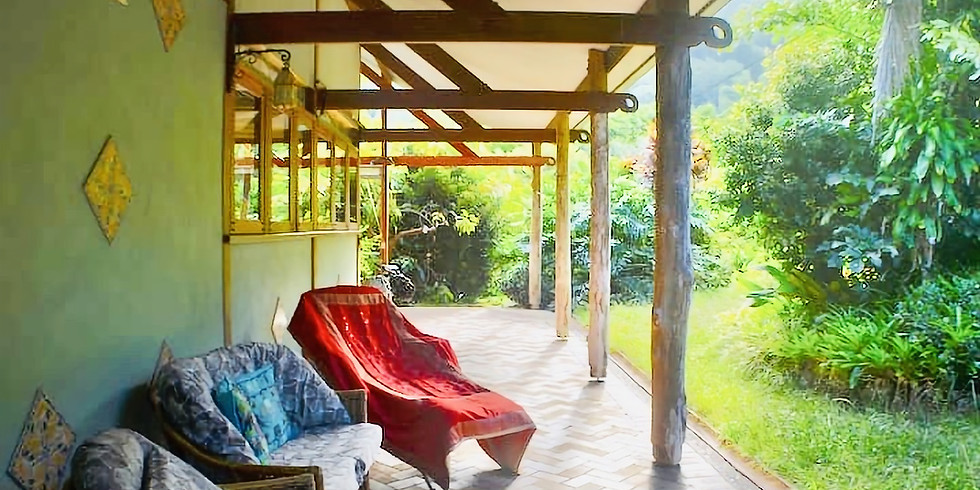 LET THE LIGHT BACK IN - A Reiki Training Retreat