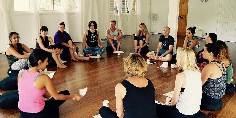 Group Reiki Level 1 Training