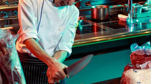 Chef Nicolae Lica Editorial
