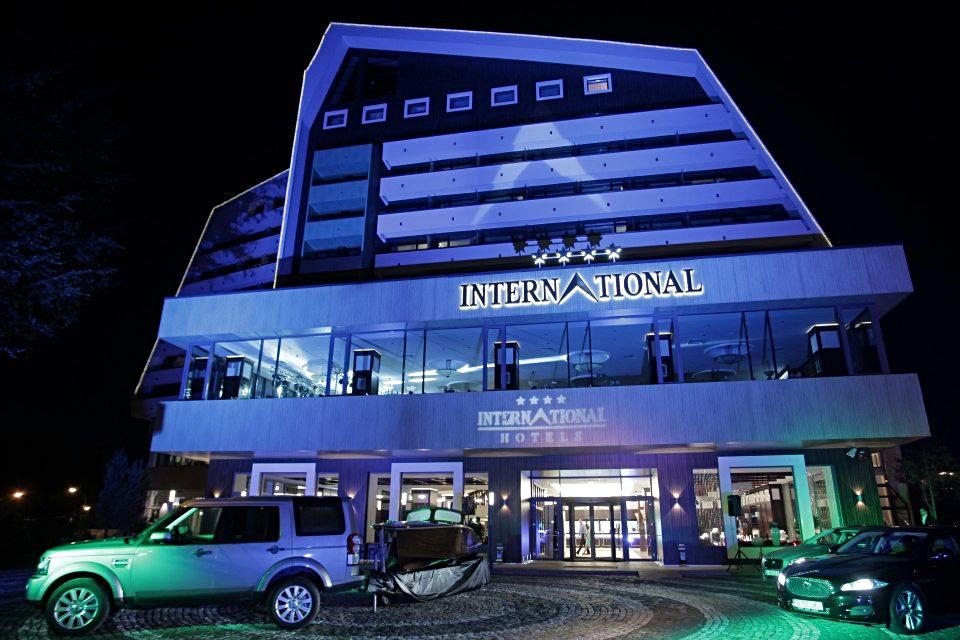 International Hotels Group
