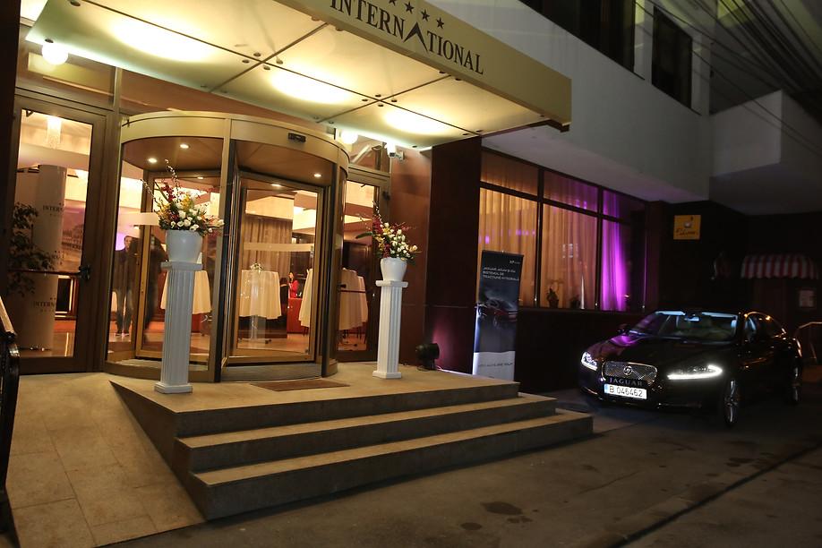 International Bucharest Hotel Opening