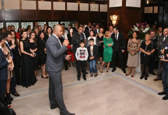 International Sinaia Hotel Opening