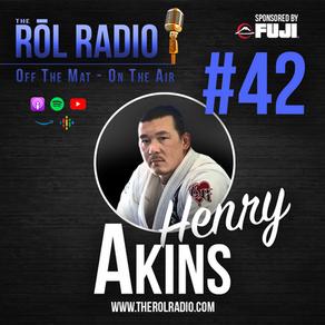 #42 Henry Akins