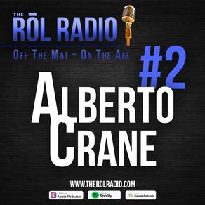 #2 Alberto Crane