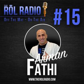 #15 Arman Fathi